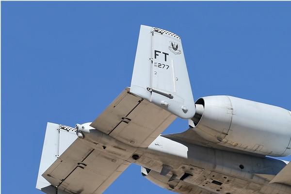 Photo#6380-1-Fairchild A-10C Thunderbolt II