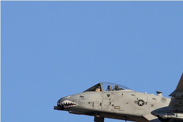 Photo#6381-1-Fairchild A-10C Thunderbolt II