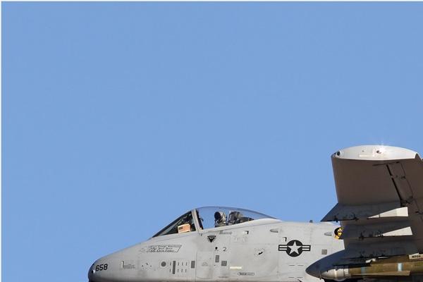 Photo#6382-1-Fairchild A-10C Thunderbolt II