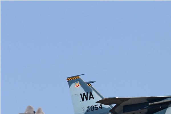Photo#6413-1-McDonnell Douglas F-15D Eagle