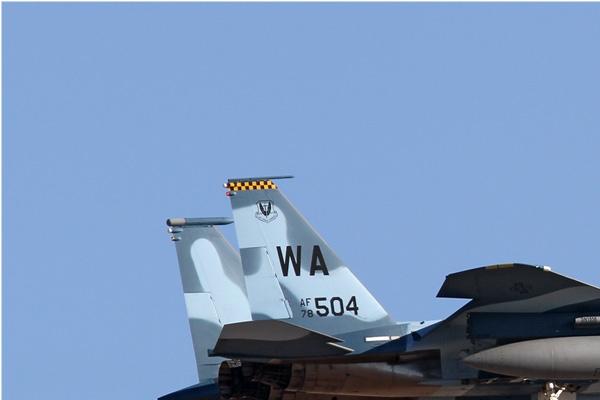 Photo#6441-1-McDonnell Douglas F-15C Eagle
