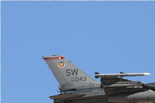 Photo#6445-1-Lockheed F-16C Fighting Falcon