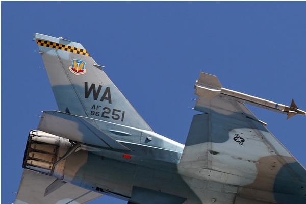 Photo#6462-1-General Dynamics F-16C Fighting Falcon