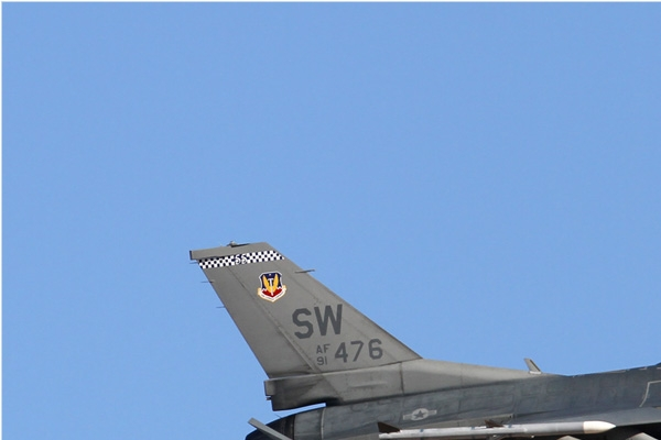 Photo#6483-1-General Dynamics F-16D Fighting Falcon