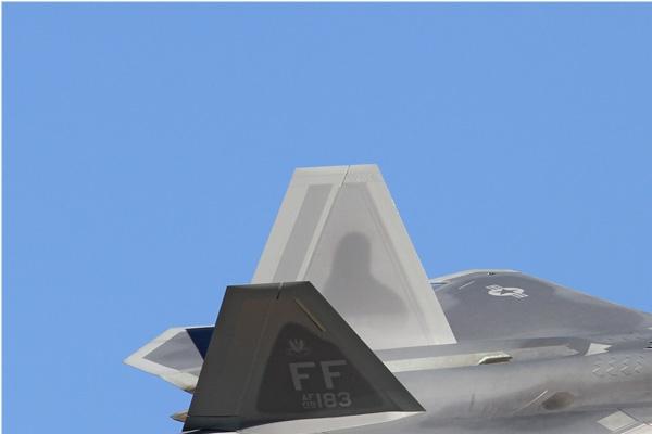 Photo#6493-1-Lockheed F-22A Raptor