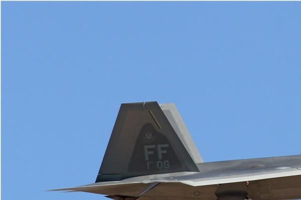 Photo#6495-1-Lockheed F-22A Raptor