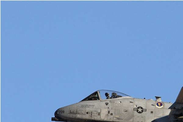 Photo#6505-1-Fairchild A-10C Thunderbolt II