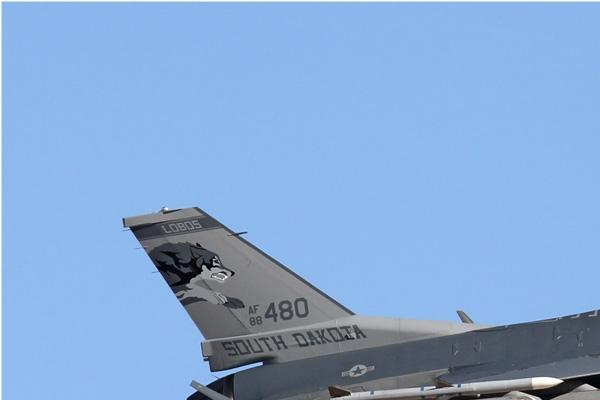 Photo#6528-1-General Dynamics F-16C Fighting Falcon