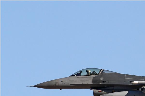 Photo#6536-1-General Dynamics F-16C Night Falcon