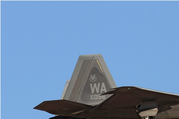 Photo#6543-1-Lockheed F-22A Raptor
