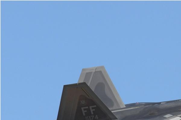 Photo#6545-1-Lockheed F-22A Raptor