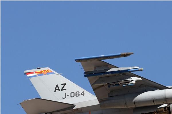 Photo#6562-1-General Dynamics F-16BM Fighting Falcon