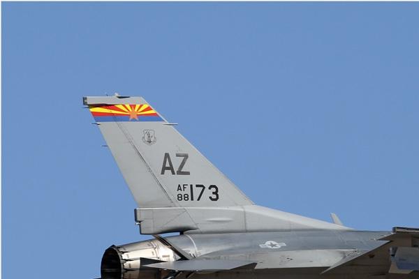 Photo#6568-1-General Dynamics F-16D Fighting Falcon