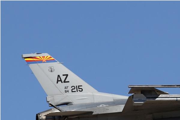 Photo#6573-1-General Dynamics F-16C Fighting Falcon