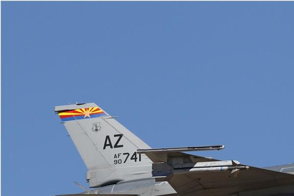 Photo#6588-1-General Dynamics F-16C Fighting Falcon