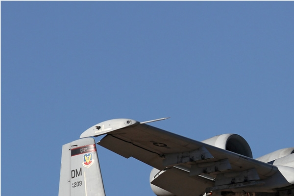 Photo#6606-1-Fairchild A-10C Thunderbolt II