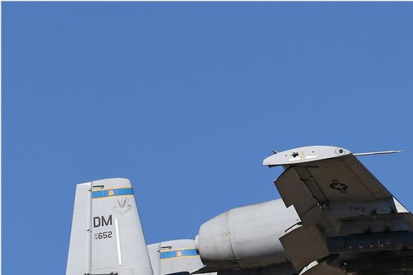 Photo#6608-1-Fairchild A-10C Thunderbolt II