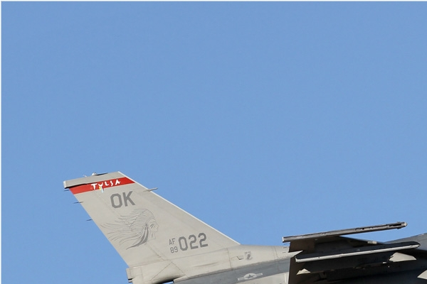 Photo#6616-1-General Dynamics F-16C Fighting Falcon