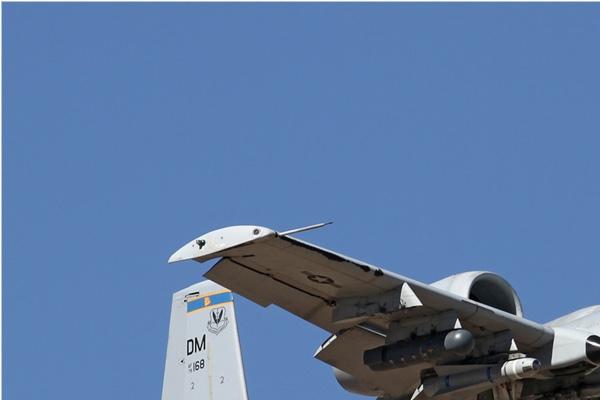 Photo#6622-1-Fairchild A-10C Thunderbolt II