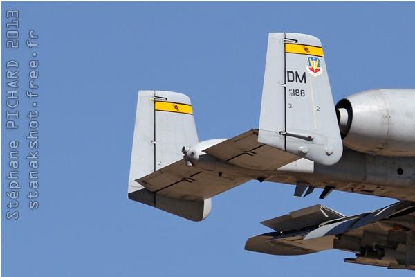 Photo#6623-1-Fairchild A-10C Thunderbolt II