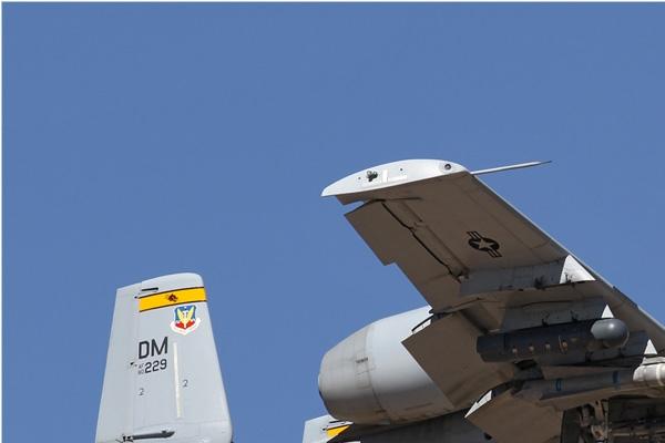 Photo#6625-1-Fairchild A-10C Thunderbolt II