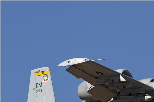 Photo#6627-1-Fairchild A-10C Thunderbolt II