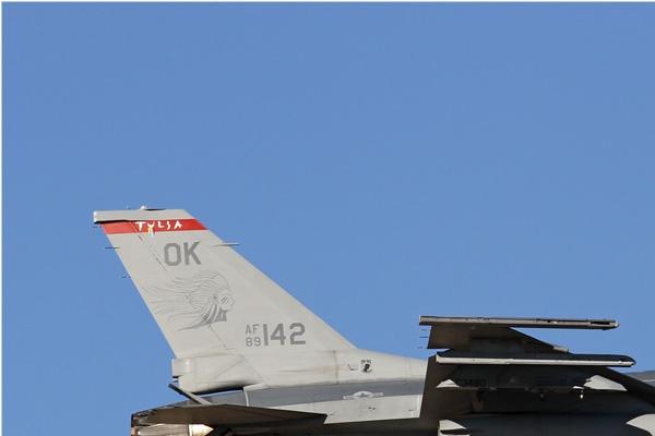 Photo#6636-1-General Dynamics F-16C Fighting Falcon