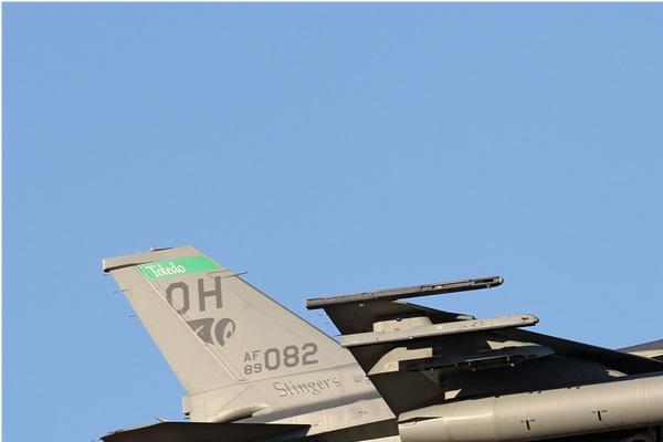 Photo#6637-1-General Dynamics F-16C Fighting Falcon
