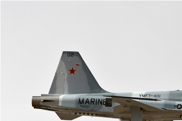 Photo#6657-1-Northrop F-5N Tiger II