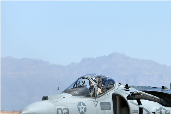 Photo#6705-1-Boeing AV-8B(R) Harrier II+