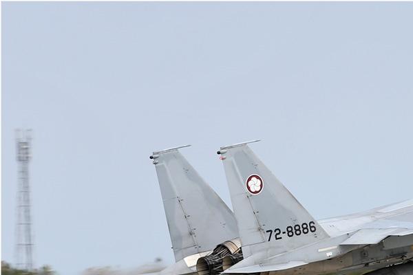 Photo#6727-1-McDonnell Douglas F-15J Eagle