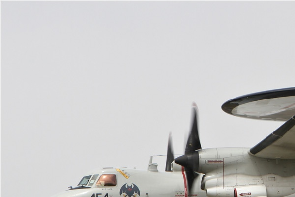 Photo#6866-1-Grumman E-2C Hawkeye