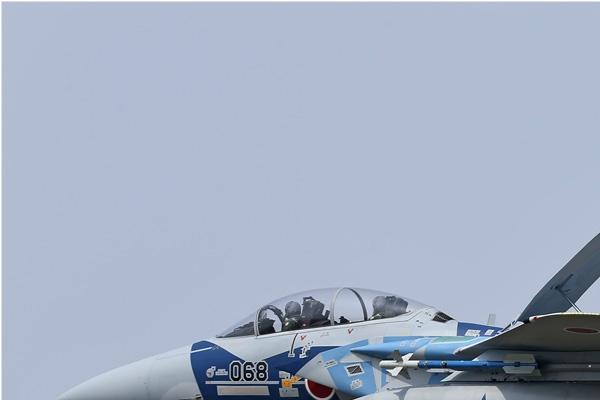 Photo#6867-1-McDonnell Douglas F-15DJ Eagle