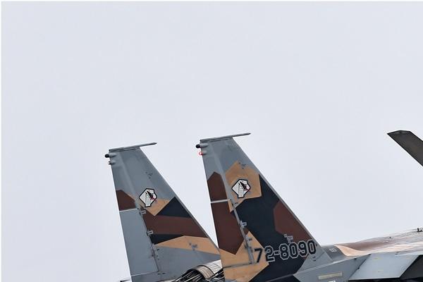 Photo#6877-1-McDonnell Douglas F-15DJ Eagle