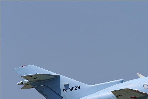 Photo#6931-1-Raytheon U-125A