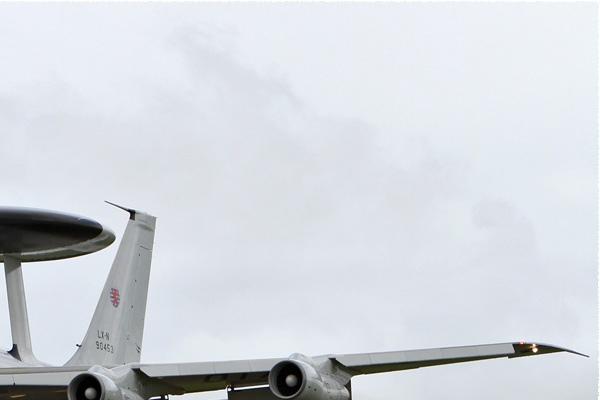 Photo#6095-2-Boeing E-3A Sentry