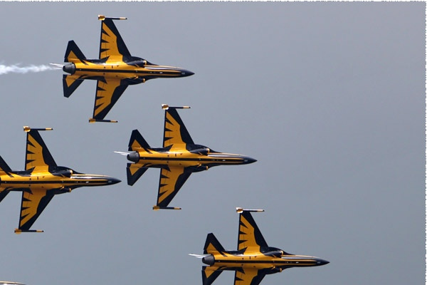 Photo#6140-2-Korea Aerospace T-50B Golden Eagle