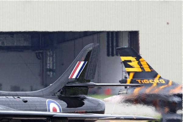 Photo#6196-2-Hawker Hunter T7B