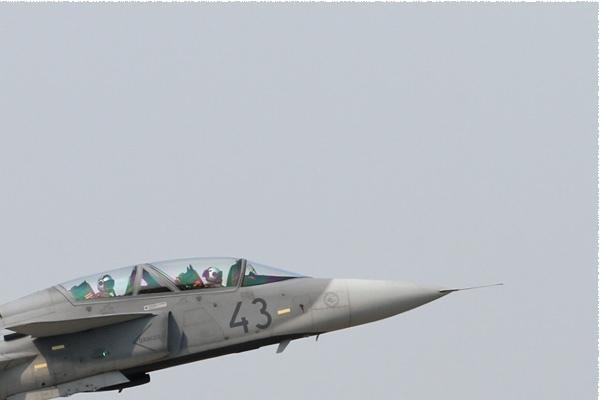 Photo#6265-2-Saab JAS39D Gripen