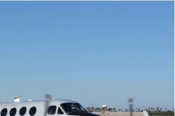 Photo#6370-2-Hawker Beechcraft UC-12W Huron