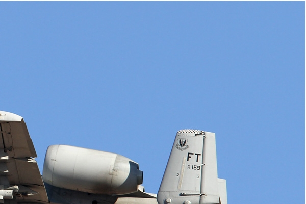 Photo#6374-2-Fairchild A-10C Thunderbolt II
