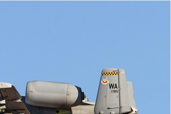 Photo#6378-2-Fairchild A-10C Thunderbolt II