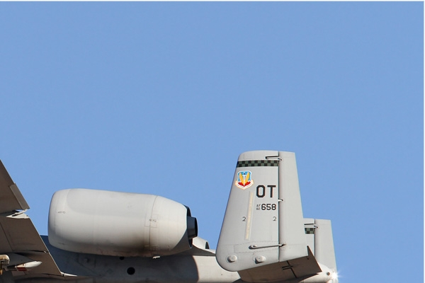 Photo#6382-2-Fairchild A-10C Thunderbolt II