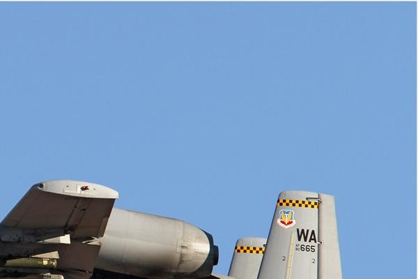 Photo#6383-2-Fairchild A-10C Thunderbolt II