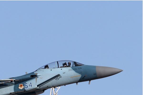 Photo#6413-2-McDonnell Douglas F-15D Eagle