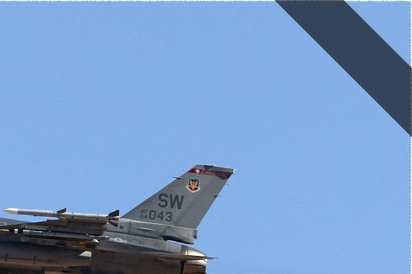 Photo#6444-2-Lockheed F-16C Fighting Falcon