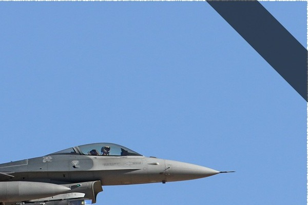 Photo#6445-2-Lockheed F-16C Fighting Falcon