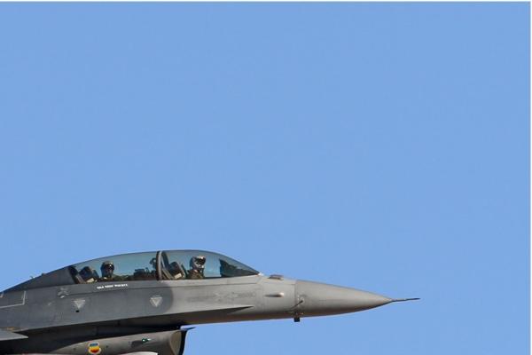 Photo#6483-2-General Dynamics F-16D Fighting Falcon