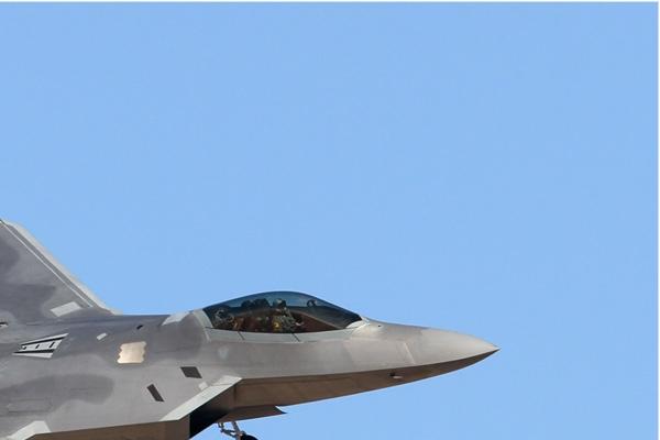Photo#6490-2-Lockheed F-22A Raptor