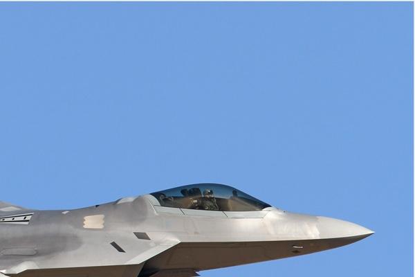 Photo#6493-2-Lockheed F-22A Raptor